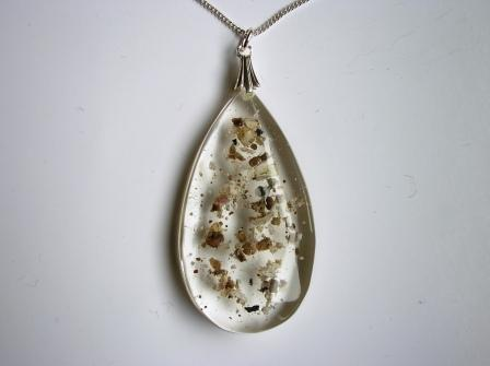 Jewellery gallery memorial jewelleryteardrop pendant for ashes click to view full size image aloadofball Gallery