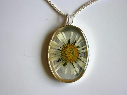Jewellery And Paperweights Made From Your Real Flowers